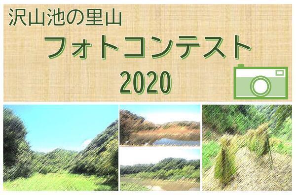 【作品募集中】令和2年度 自然体験会「沢山池の里山 フォトコンテスト2020」